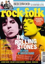 Sommaire du n° 611 de Rock And Folk
